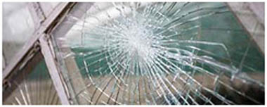 Carshalton Smashed Glass